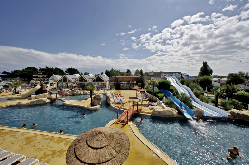 Camping L'Ocean Camping Village Le Croisic