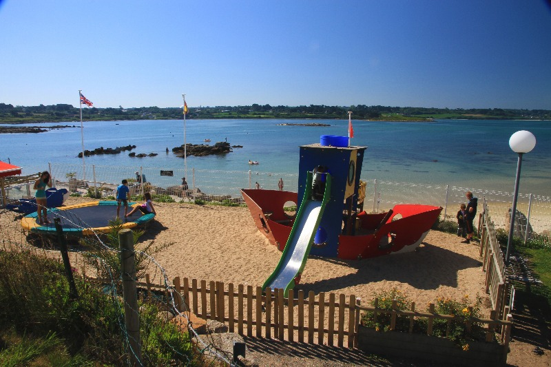Camping Le Port Landrellec