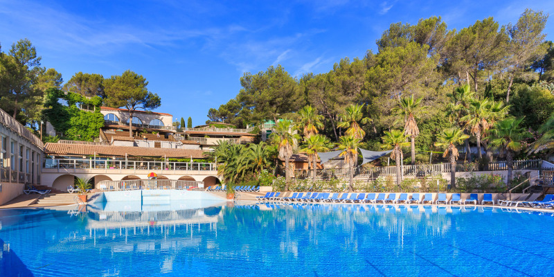 Camping Holiday Green Frejus