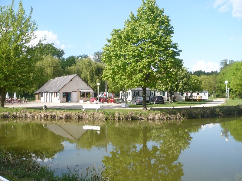 Camping Le Gué Chemery