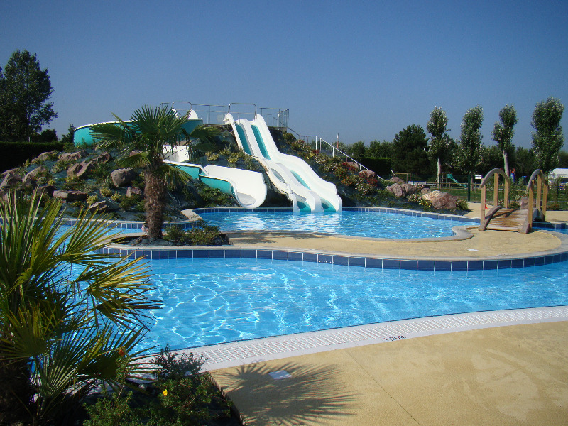 Camping Le Fanal Isigny Sur Mer